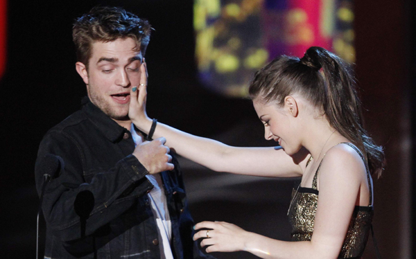 "Robsten: Robert Pattinson y Kristen Stewart juntos en ""The Sandpiper"""