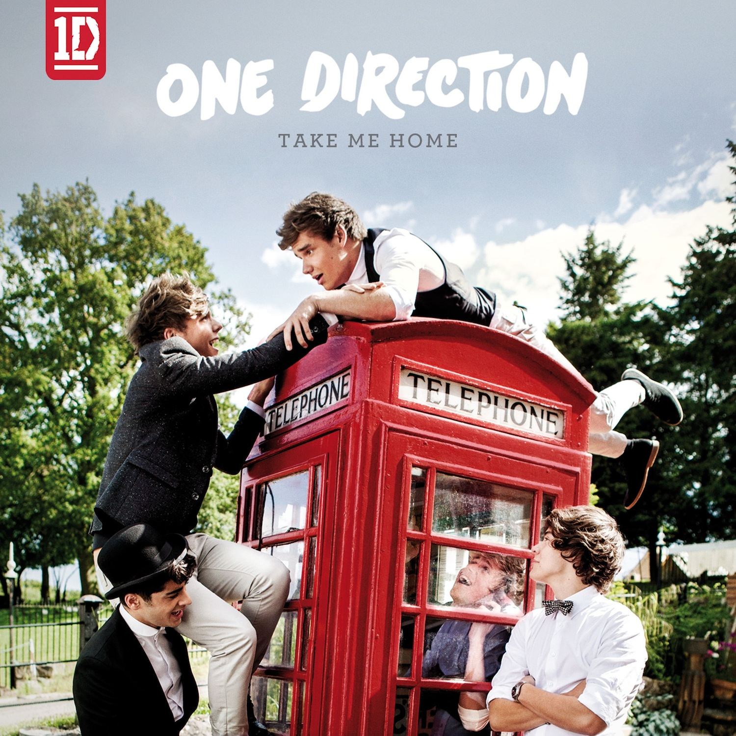 "One Direction: ""Take Me Home"" 1.000.000 de discos vendidos"