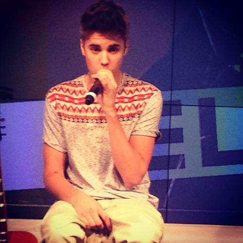 Justin Bieber nuevo disco en enero de 2013