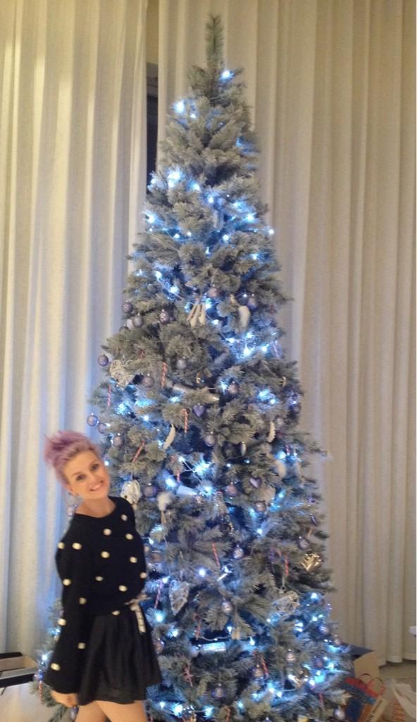 1D: El árbol de Navidad de Zayn Malik
