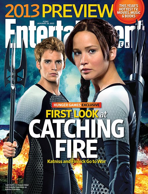"The Hunger Games: Primera imagen de ""Catching Fire"""