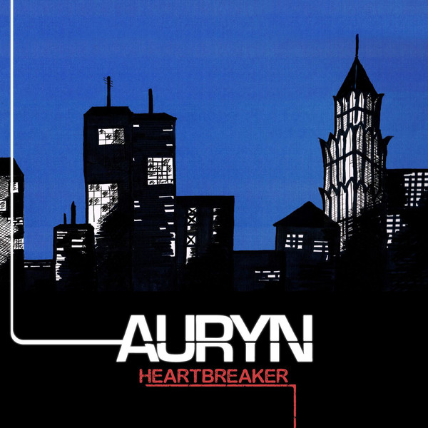 "Auryn: ""Heartbreaker"", portada del nuevo single"