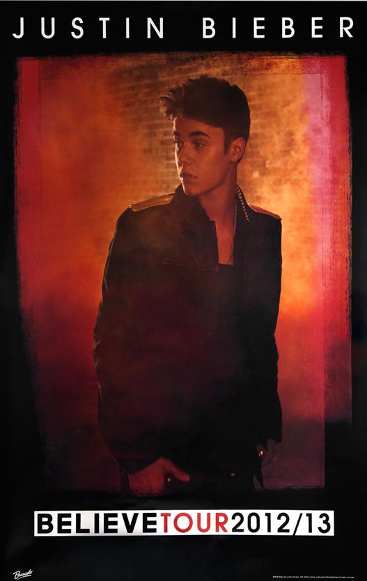 Justin Bieber: Concierto del Believe Tour en Madrid