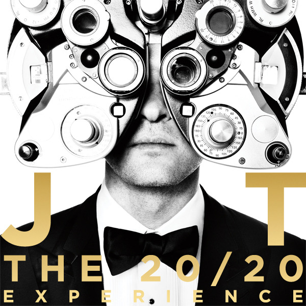 "Justin Timberlake: ""The 20/20 Experience"", portada y tracklist"