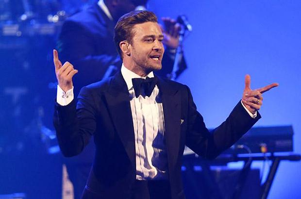 Justin Timberlake presenta dos nuevas canciones