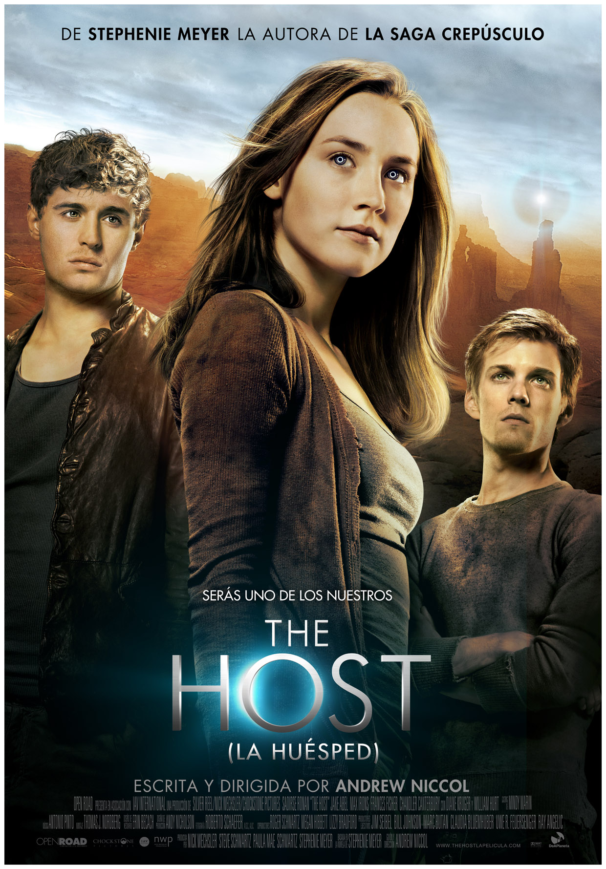 "The Host (La huésped): ¿la nueva ""Crepúsculo""?"