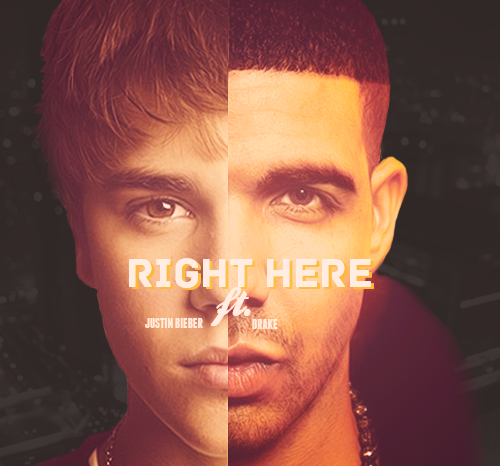 "Justin Bieber: ""Right Here"" con Drake, nuevo single"