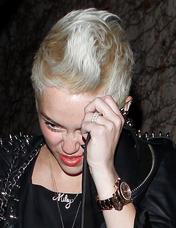 Miley Cyrus NO se casa