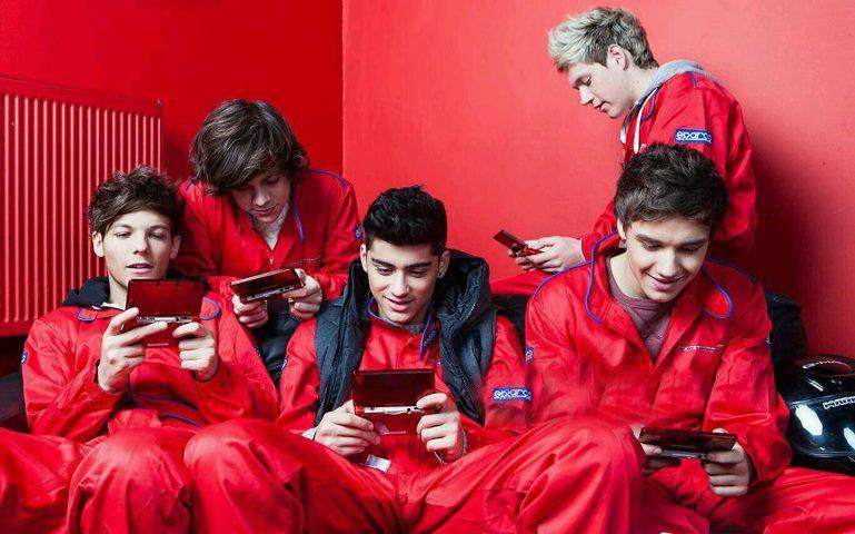 EL tercer disco de One Direction saldrá en Navidad.