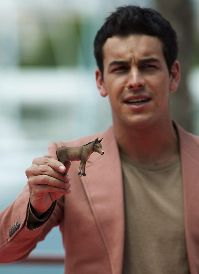 """Mario Casas mejor actor en Málaga por """"La mula"""""""