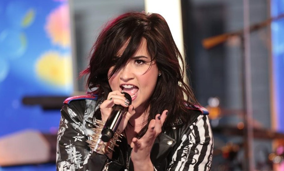 "Demi Lovato presenta ""Heart Attack"" en Good Morning America"