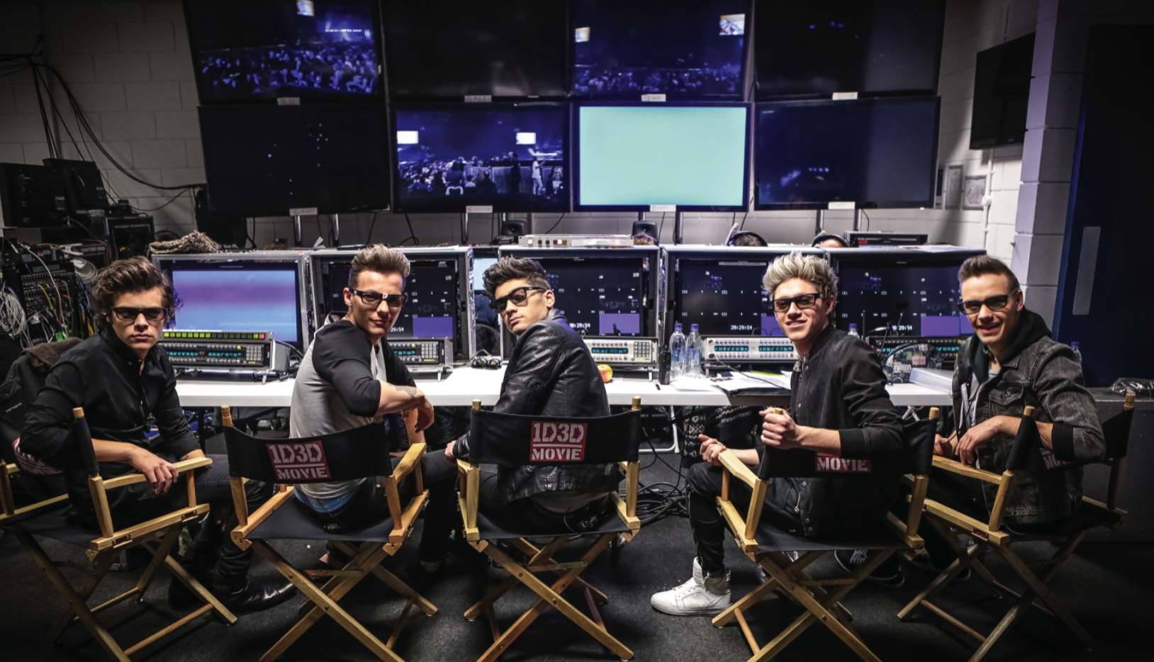 "Primera imagen de ""One Direction: This Is Us"""