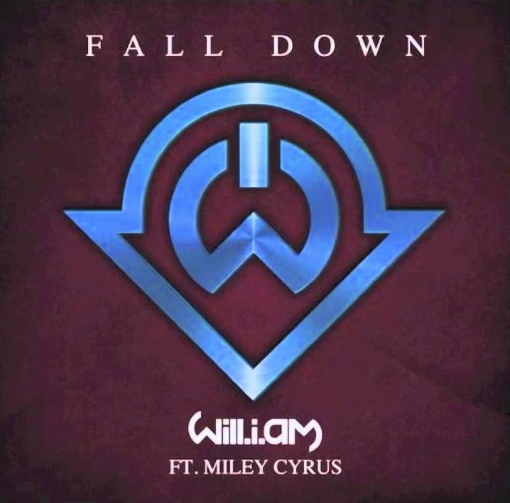 """Escucha """"Fall Down"""", la nueva canción de Miley Cyrus y will.i.am"""