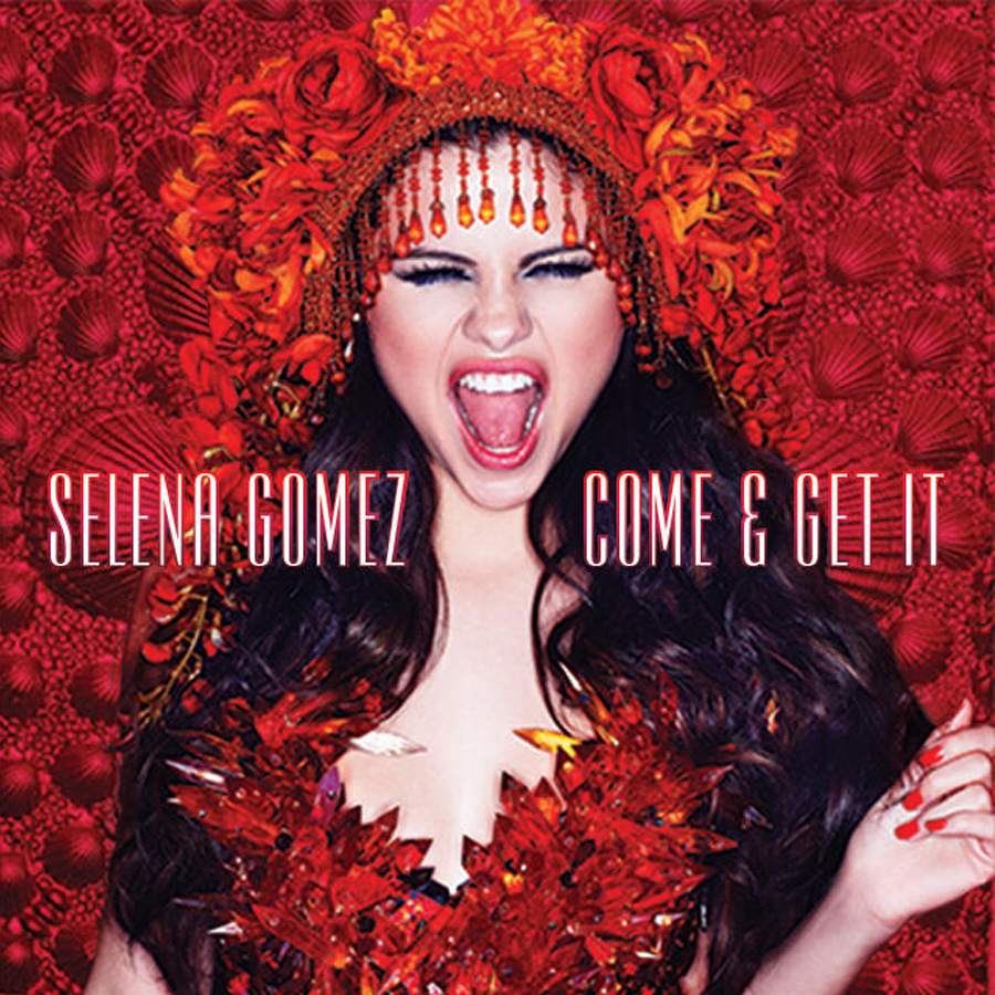 "Selena Gomez nos deja escuchar ""Come On & Get It!"" (PRIMER TEASER)"