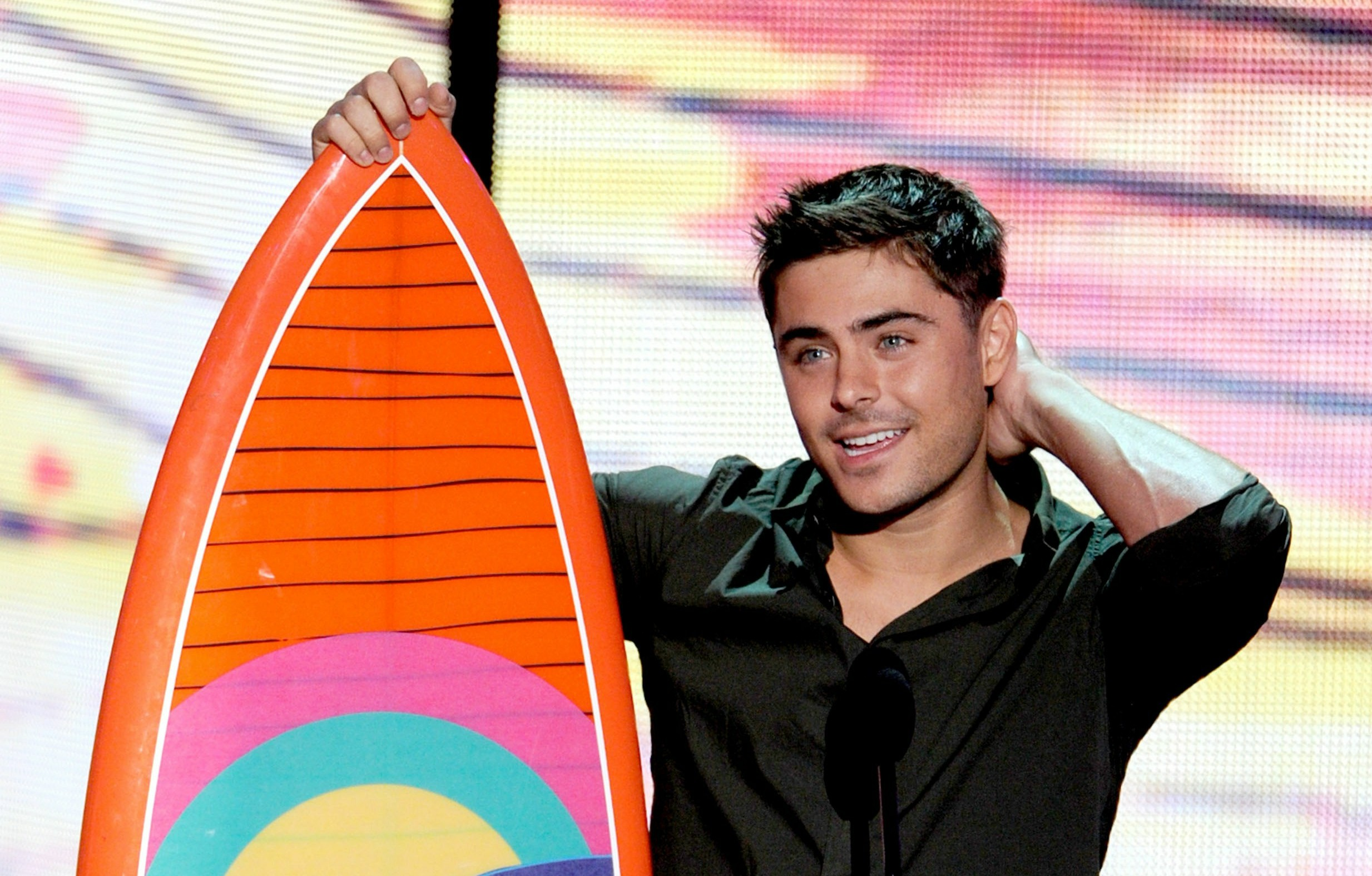 Justin Bieber, Selena Gomez, 1D y Taylor Swift candidatos a los Teen Choice Awards 2013