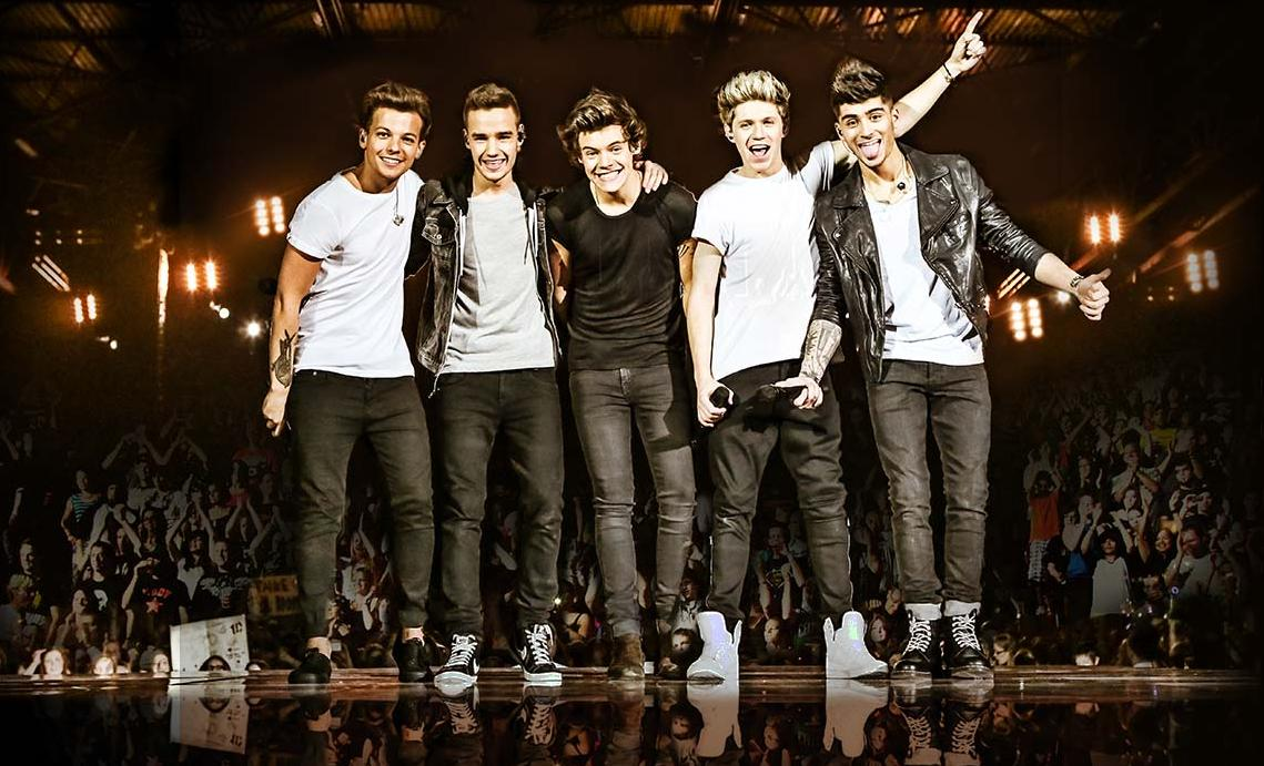 Where We Are Tour 2014, el gran anuncio de One Direction #onebigannouncement
