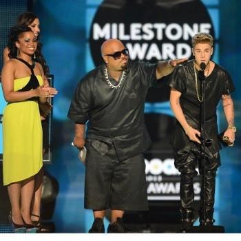 Justin Bieber abucheado por haters en los Billboard Music Awards