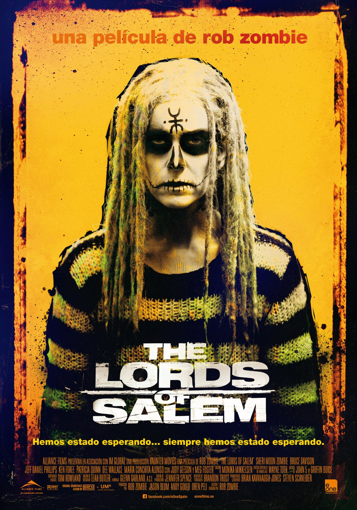 Cartelera de cine: Lords of Salem. Terror, brujas y DJs.