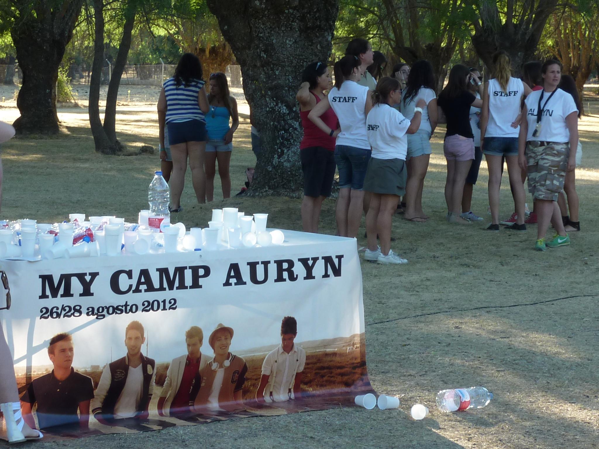 My Camp Auryn 2013 es una realidad