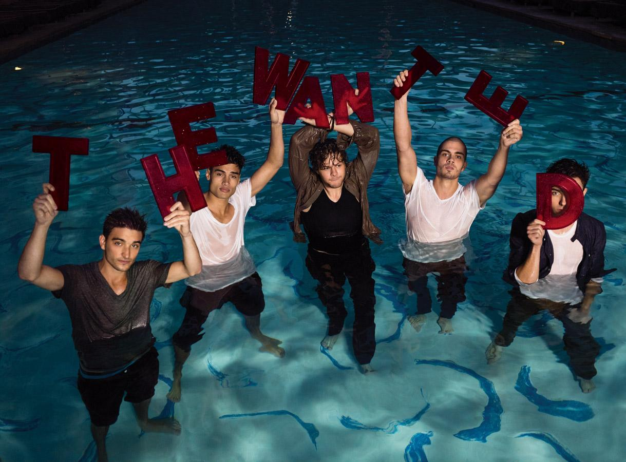 The Wanted visitan España en julio (¿firma de discos o concierto?)
