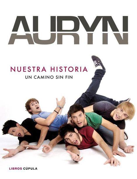 Auryn firmarán libros en la Feria del Libro