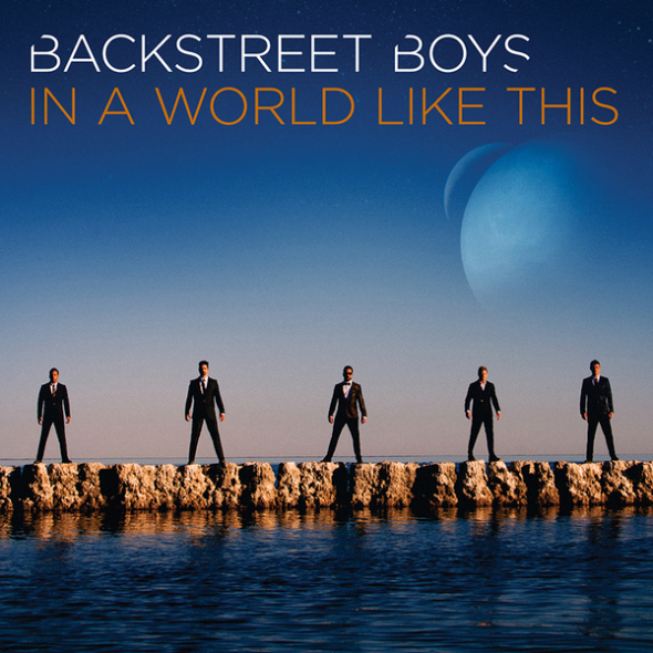 "Backstreet Boys estrenan nuevo single ""In a World Like This"""