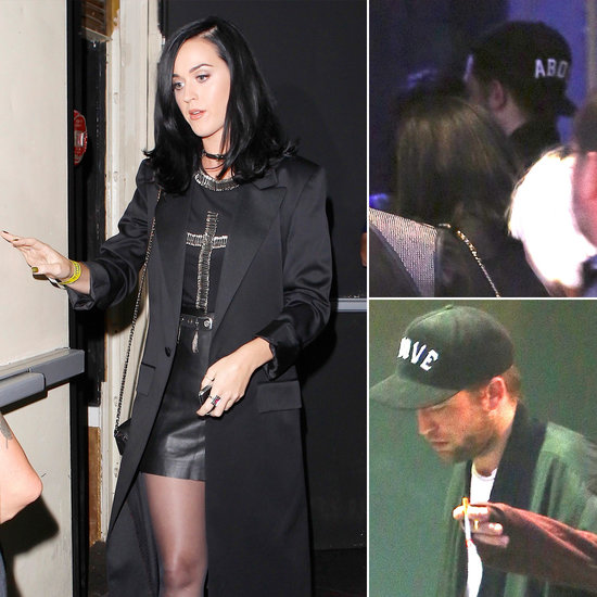Robert Pattinson y Katy Perry JUNTOS en un concierto de Björk