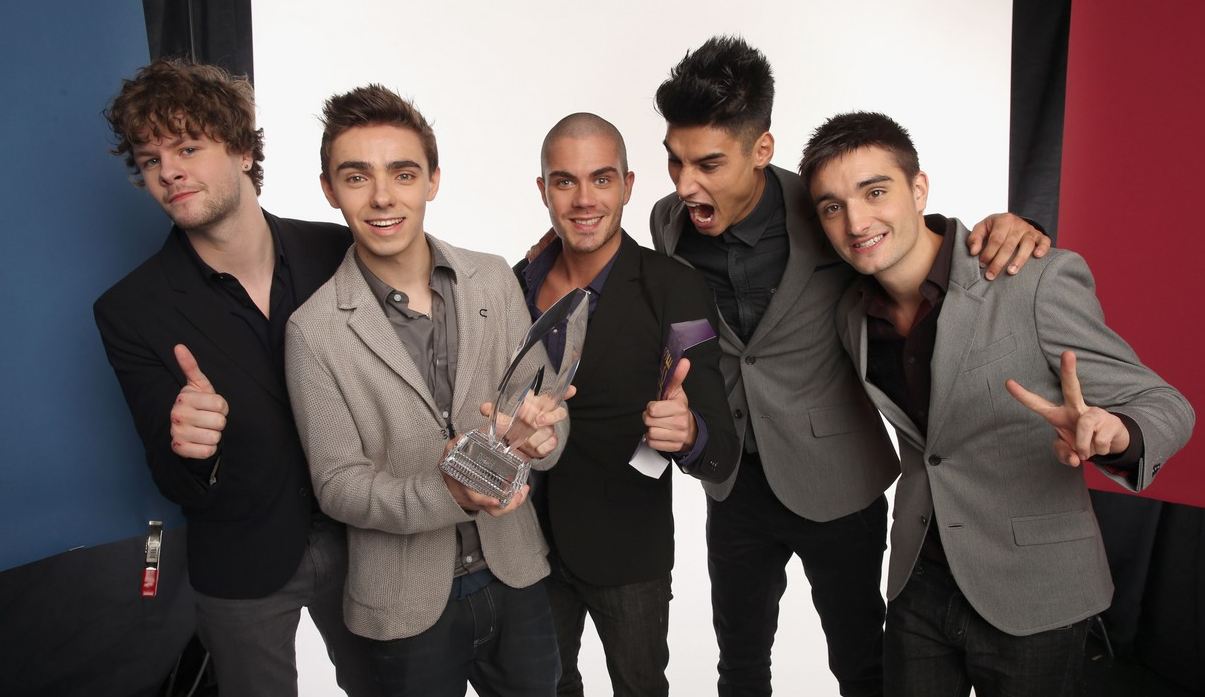 The Wanted actúan en España en Julio (MADRID Y BARCELONA - CONFIRMADO)