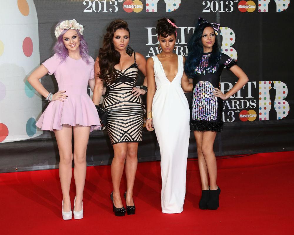 Descubre el look de Little Mix: los noventa