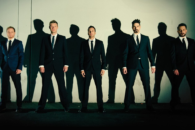Los Backstreet Boys vuelven con nuevo videoclip, In a world like this
