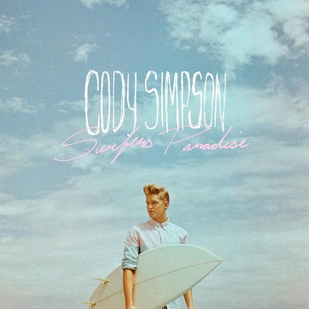 Cody Simpson estrena su segundo disco 'Surfers paradise'