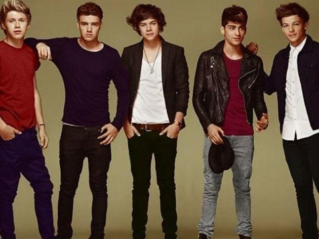 One Direction lanza su primera línea de maquillaje para sus fans