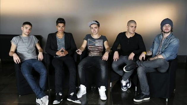The Wanted arrasa en su visita a España