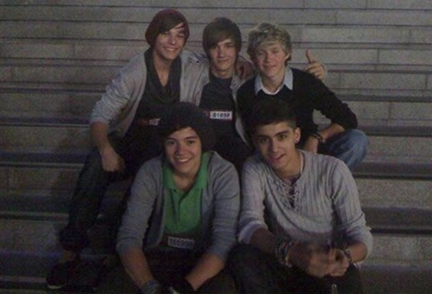 One Direction cumple 3 años como grupo