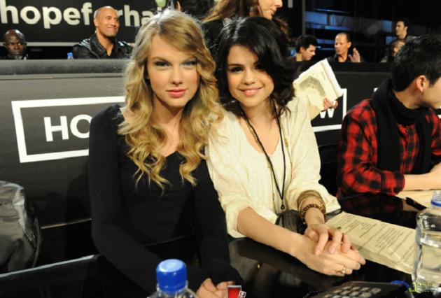 Taylor Swift quiere que Selena Gomez salga con Austin Mahone