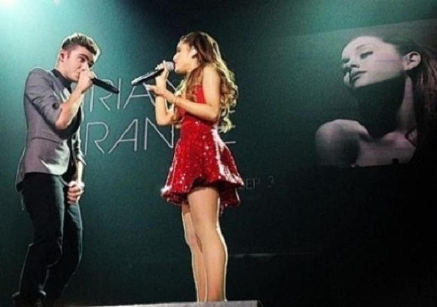 Ariana Grande y Nathan Sykes lanzan videoclip de 'Almost Is Never Enough'