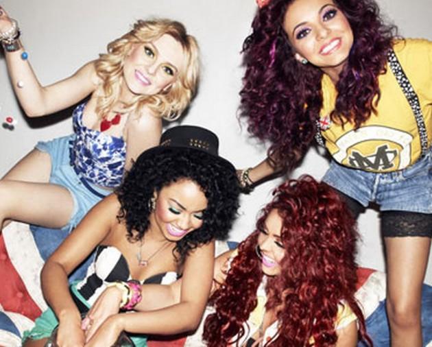 Little Mix habla de su experiencia en The X Factor
