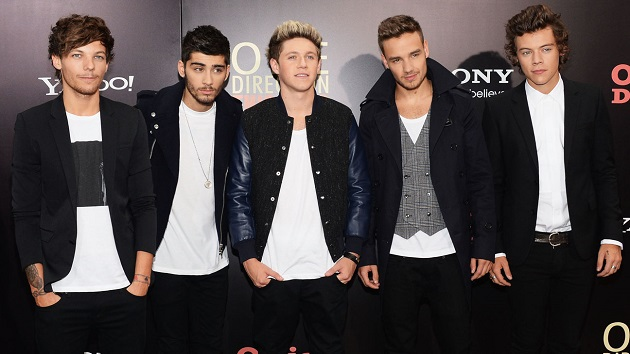 "One Direction estrena ""This is"" us en NY"