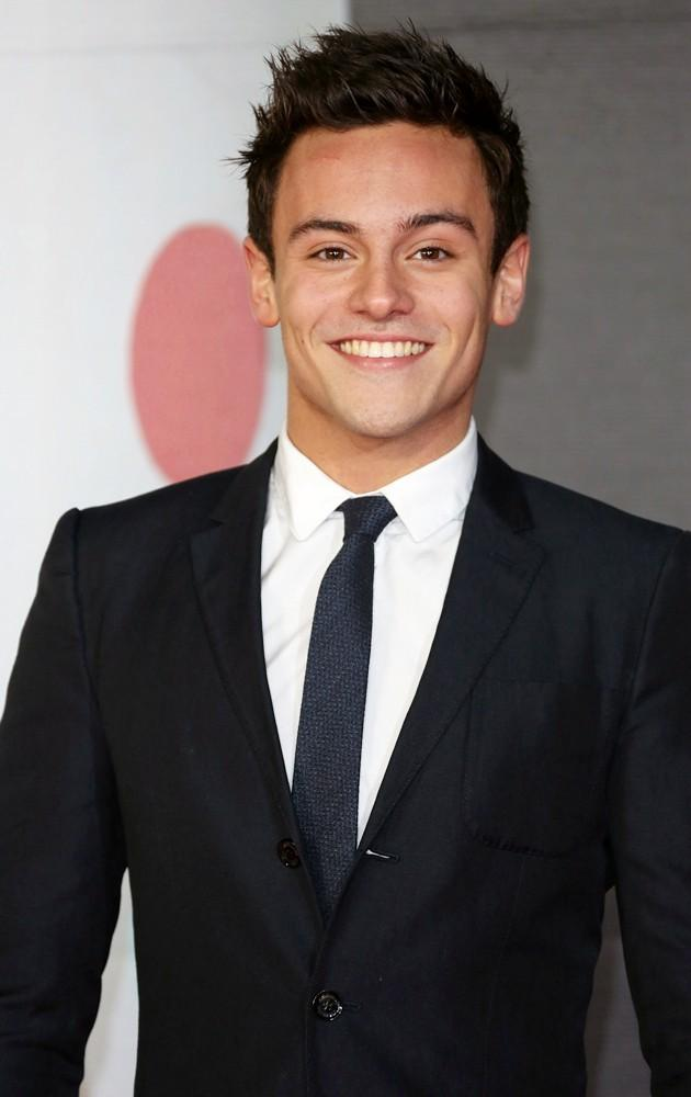 Tom Daley: 'Harry Styles me ganaría en un pulso'