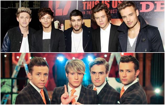 """McFly: """"Tenemos una nueva canción en el álbum de One Direction"""""""