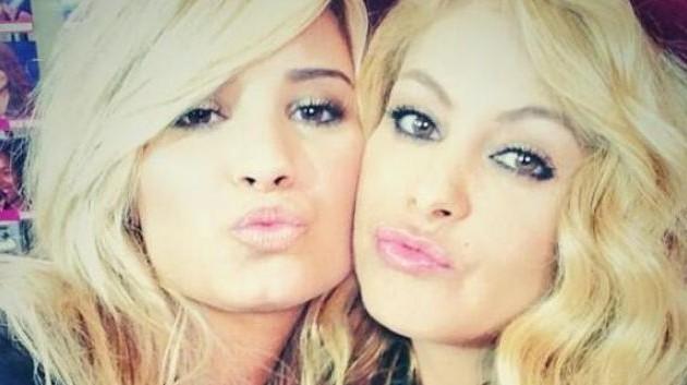 Demi Lovato: ´Paulina Rubio es como mi hermana mayor´