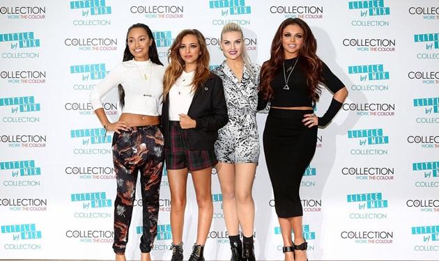 Little Mix presenta su nueva línea de maquillaje
