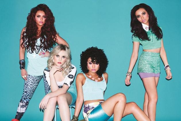 Little Mix lanza su propia línea de maquillaje