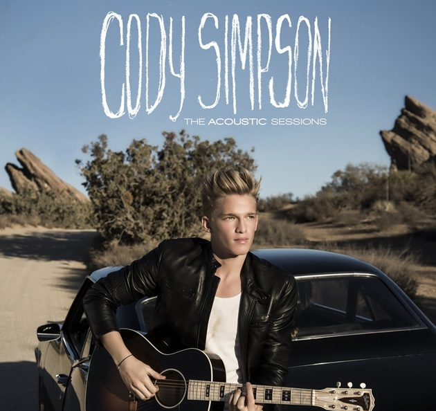 Cody Simpson anuncia nuevo disco, 'The Acoustic Sessions'