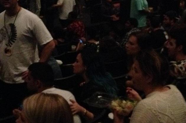 Demi Lovato y Joe Jonas tienen una doble cita con sus parejas