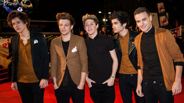 One Direction anuncia nuevo single, 'Story of my life'