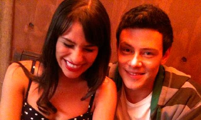 Lea Michele escribe una canción para Cory Monteith