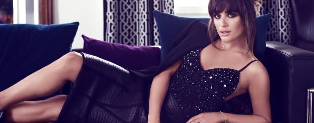 Lea Michele graba un vídeoclip para su primer single
