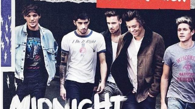 One Direction pone a la venta 'Midnight memories'