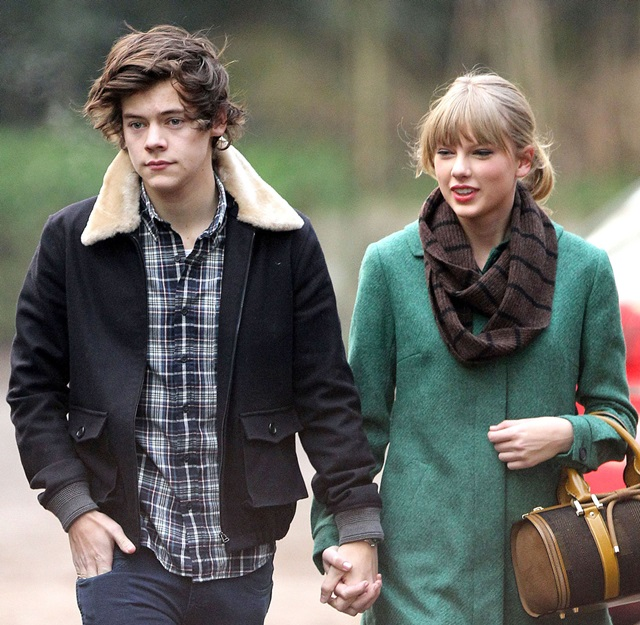 harry styles y aylor swiftt